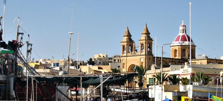Erste Malta Impressionen
